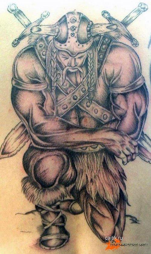 вот канделаки смотреть картинки татуировок с викингами современный фрегат