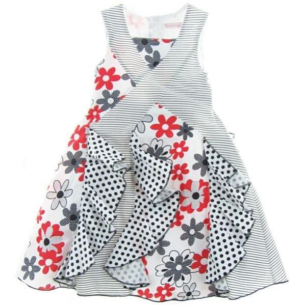 Платье из ситца своими руками фото 7