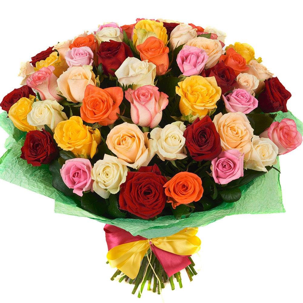 Цветов иркутске, розы разного цвета букеты фото