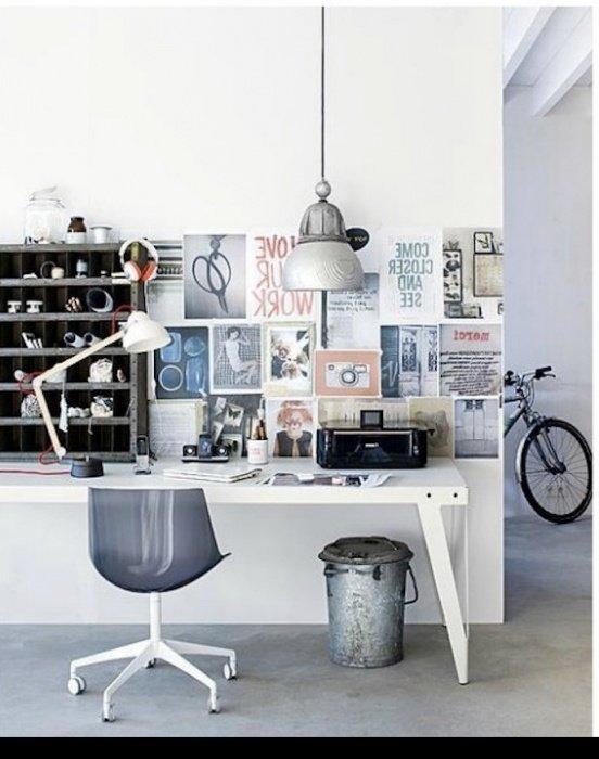 обстановка домашнего кабинета