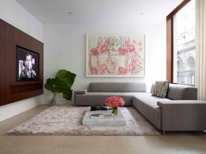 Как должна выглядеть современная гостиная? Что лучше использовать при создании стильного дизайна. Декор и аксессуары гостиной комнаты на фото.