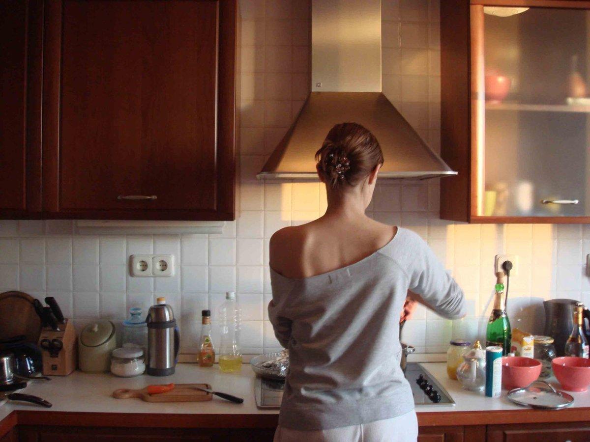 женщина не одна дома бюджеты
