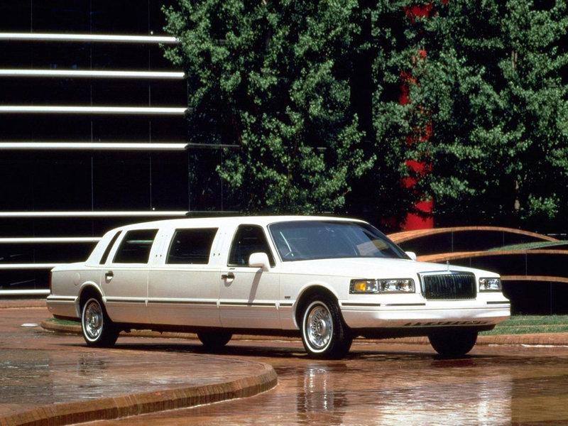 линкольн таун кар фото лимузин