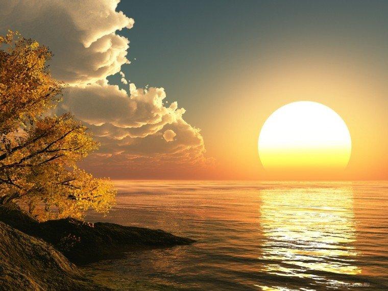 Анимации стихами, открытки солнца красивые
