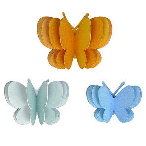 Делаем бабочки своими руками из бумаги 196