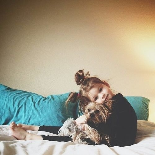 f44b9fda7 These 30 ultra adorable pictures of babies with their puppies are ...