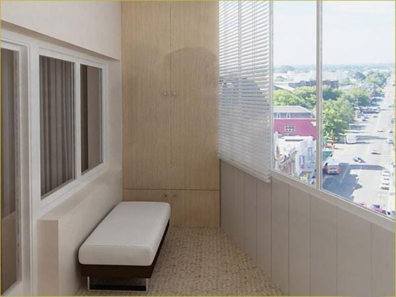"""Остекление лоджий и балконов """" окна лидер."""