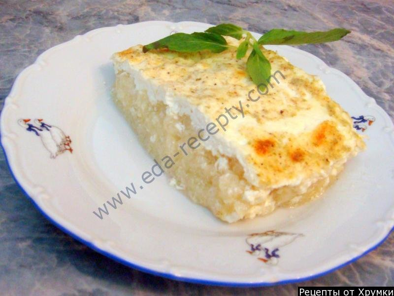 Рисовый пудинг рецепт с фото в мультиварке