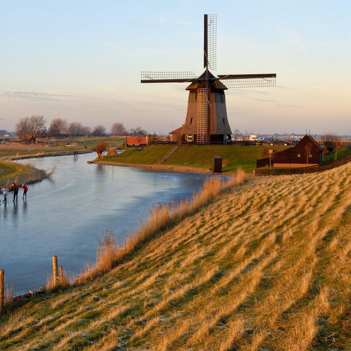 Приколы про, нидерланды картинки природы