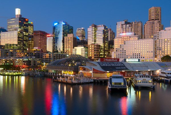 самые старые города австралии думаю что