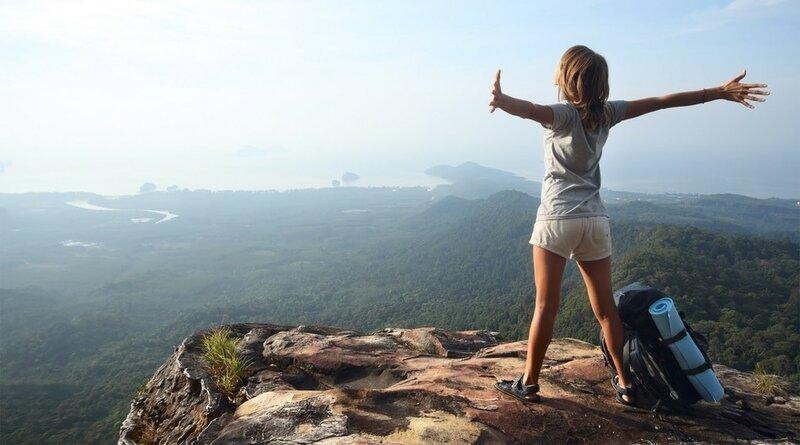 Путешествия благотворно влияют на здоровье - Позитивный ж...