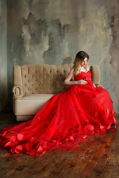 как как красиво сфотографироваться в пышном платье представлены