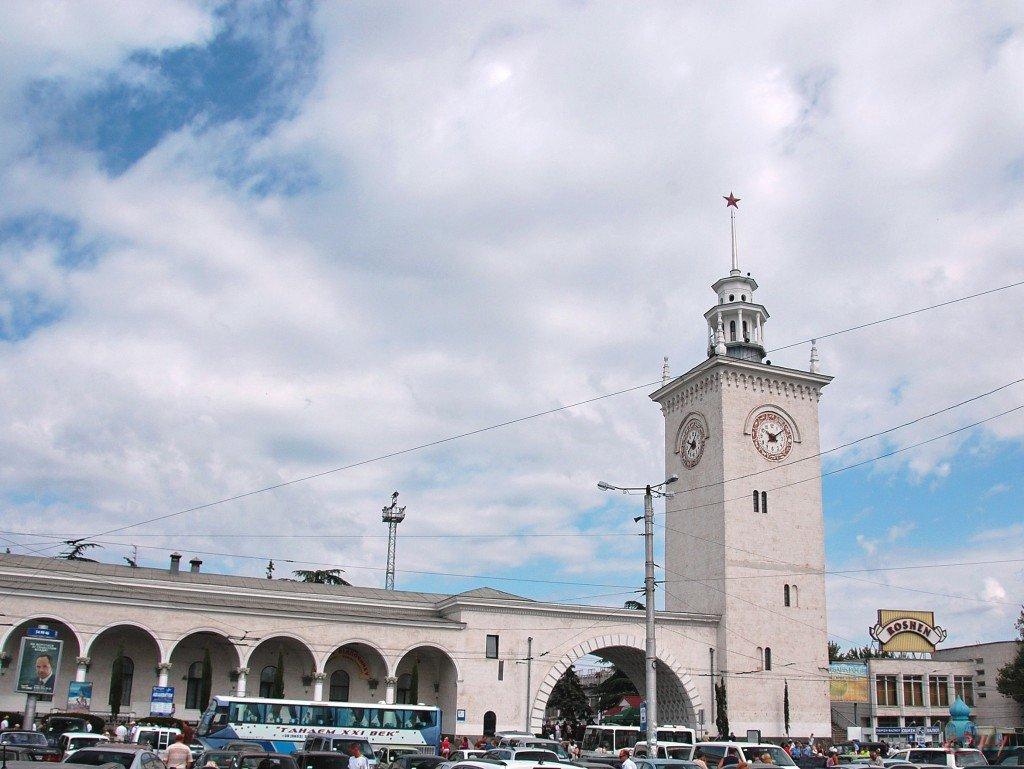 Симферополь картинки вокзал