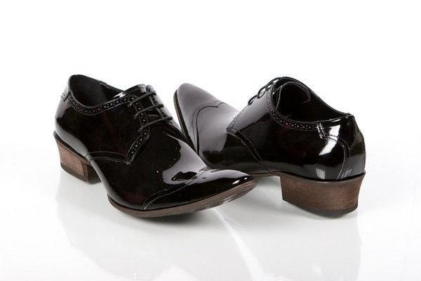 Современные туфли