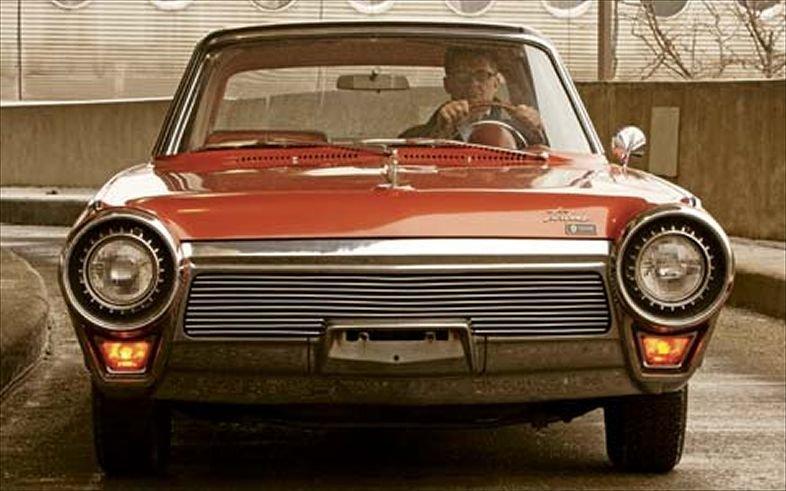 Chrysler Turbine Car 1963 1964 Card From User Venoom12 In