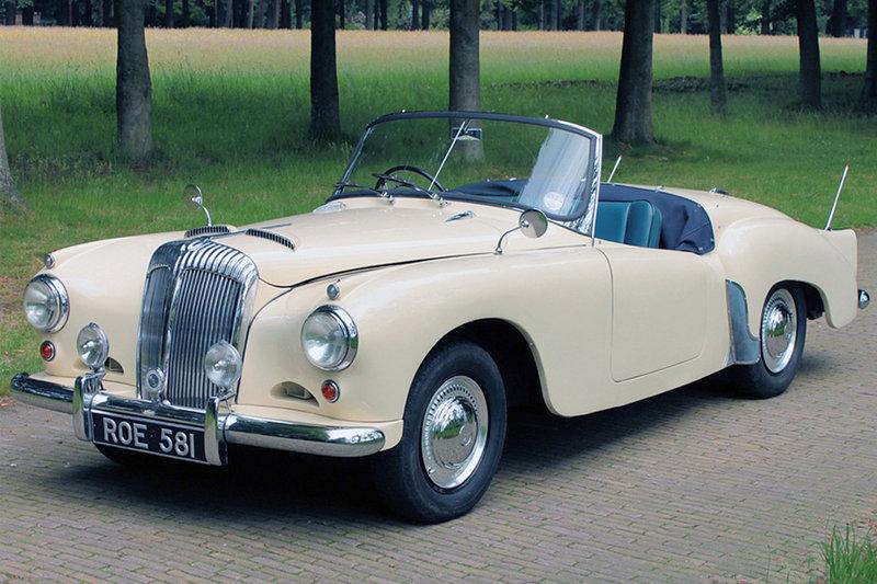 Daimler Conquest Drophead Coupe