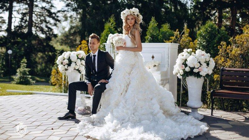 свадьба красивая