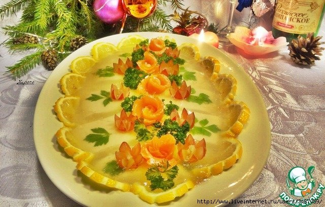 Заливное рецепт с фото пошагово