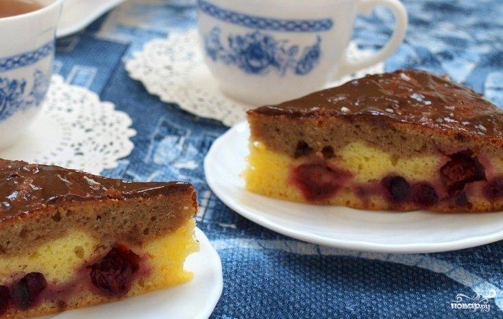 Творожный кекс сметане рецепт с фото