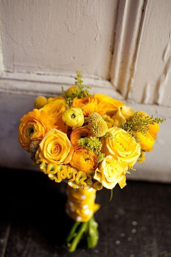 Флористика желтый цвет букета, заказать доставкой где