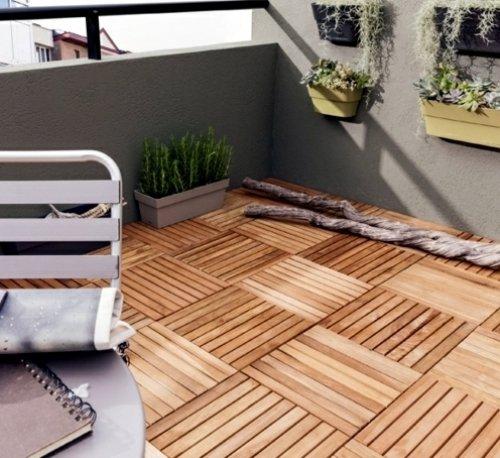 Как сделать пол на балконе? теплый пол на балконе: советы, м.