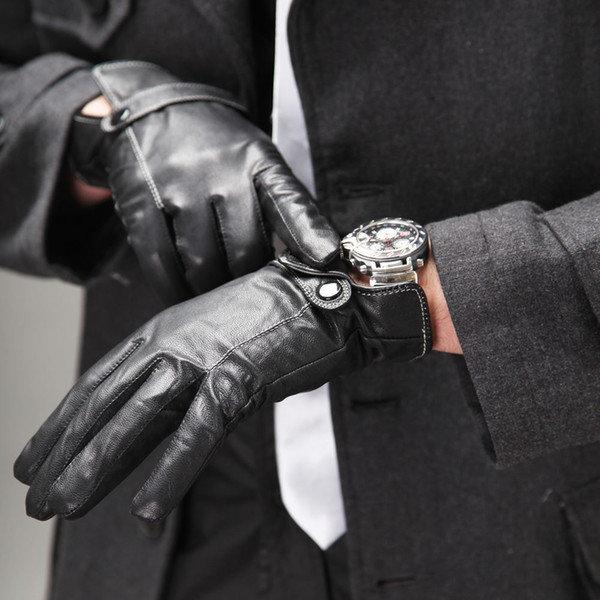 Тонкие перчатки своими руками