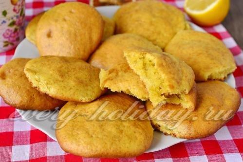 печенье из майонеза рецепты с фото пошагово