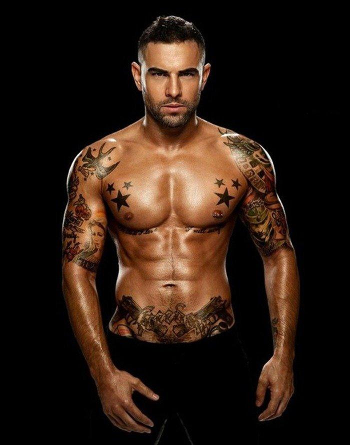 Как мужчины относятся к женщинам с татуировками?