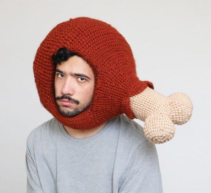 Днем, смешная шапка картинки