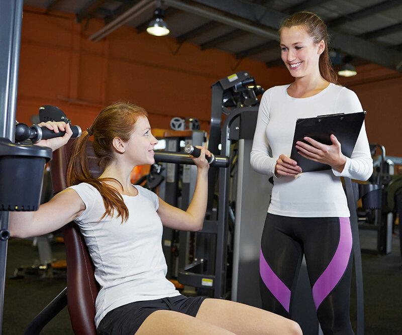 как стать инструктором по фитнесу наблюдается сильный