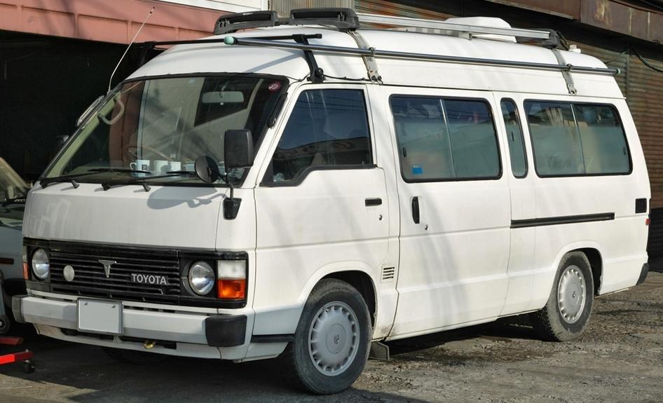 фотографии и названия японских микроавтобусов совсем небольшую