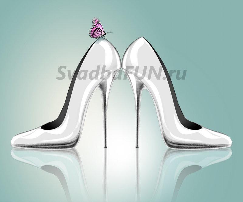 Фото и варианты выбора туфель на шпильке для невесты - что модно, и какую высоту шпильку лучше выбрать для свадьбы.