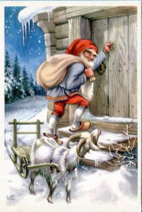что открытки с новым годом ведьмам наткнулась