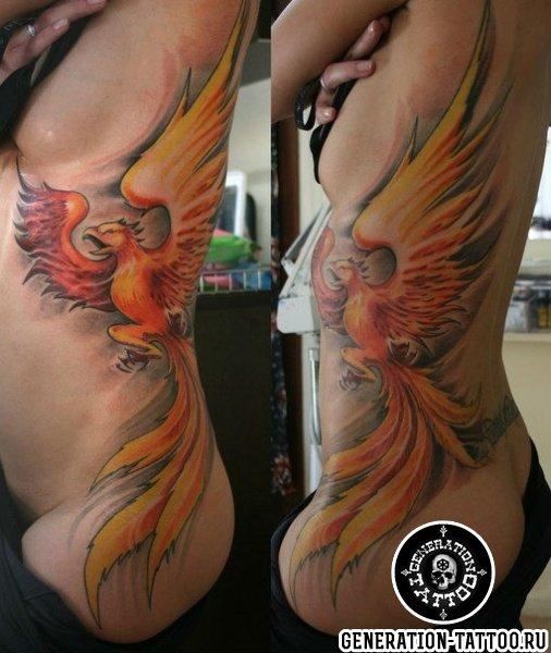 Generation tattoo for Generation 8 tattoo