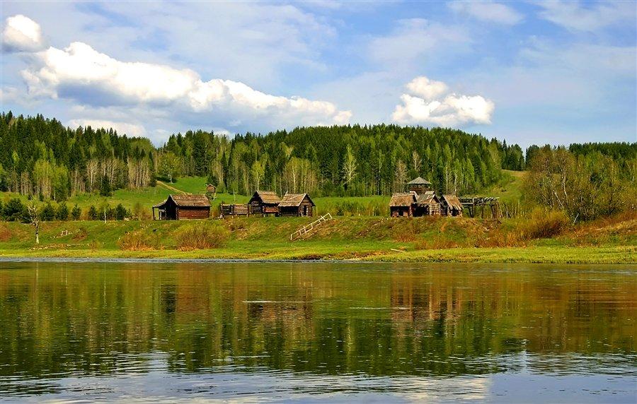 фото реки чусовая в деревне цитаты любви жизни