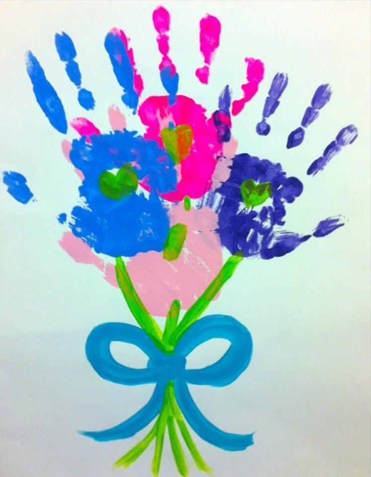 Днем, нарисовать открытку с детьми