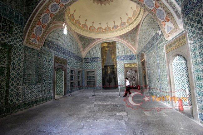 Гарем дворца Топкапы  святая святых Османских султанов