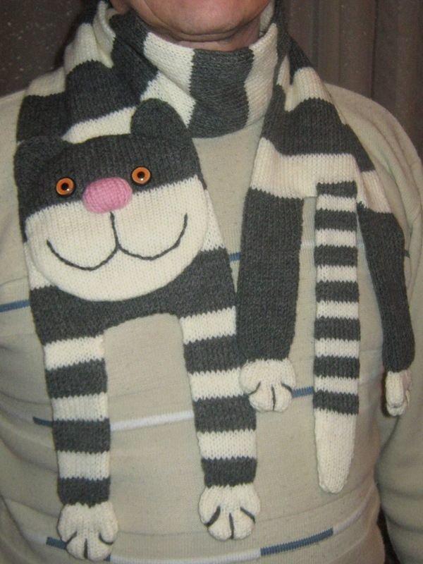 Смешные картинки шарф, прикол