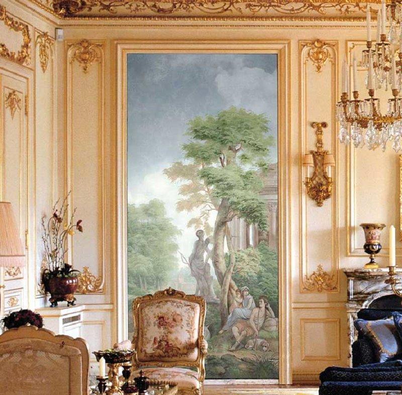"""Коллекция фресок """"Palladio"""" и """"Antiques"""""""