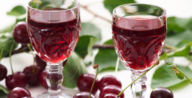 вишневая настойка как приготовить термобелья Craft