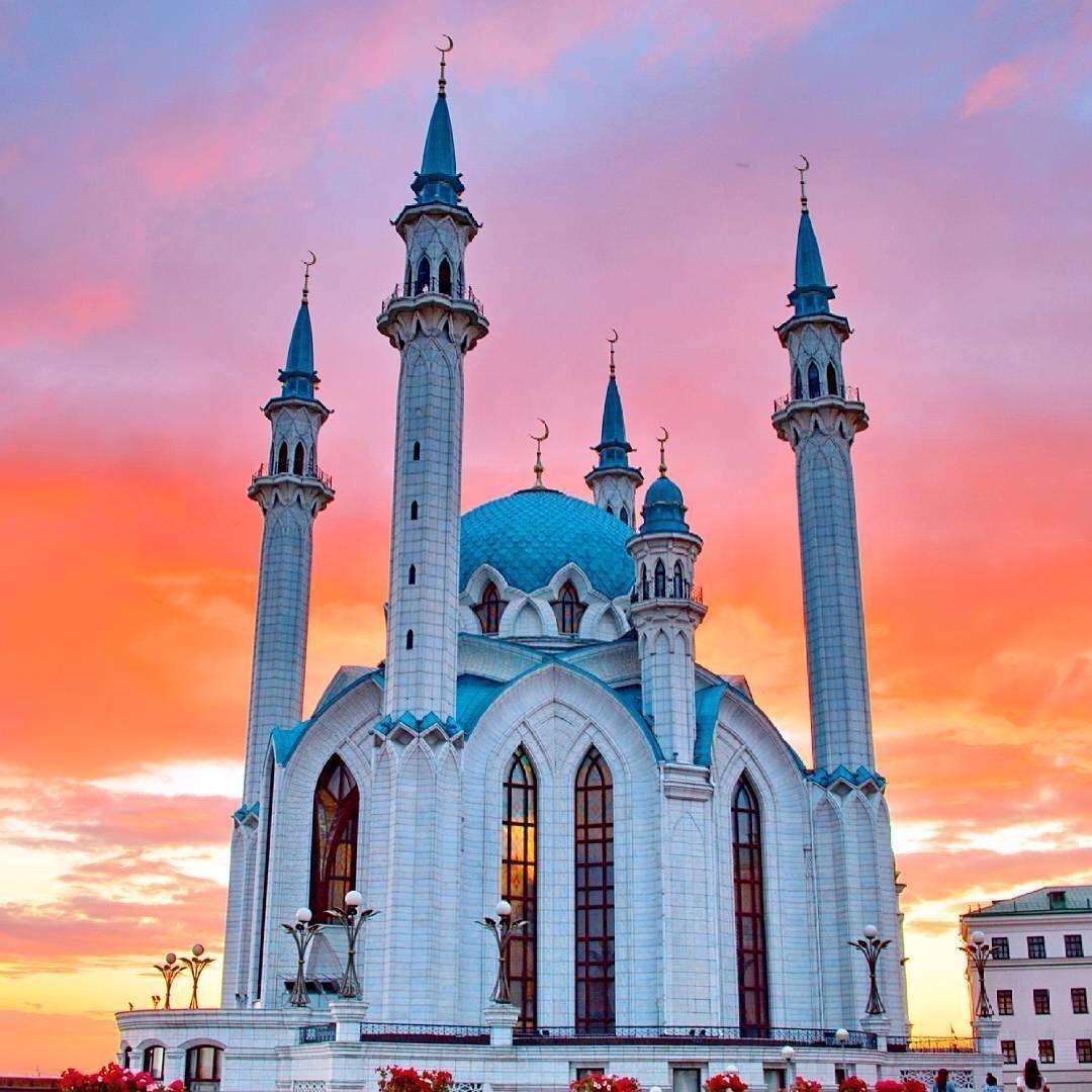 Картинки мечети россии