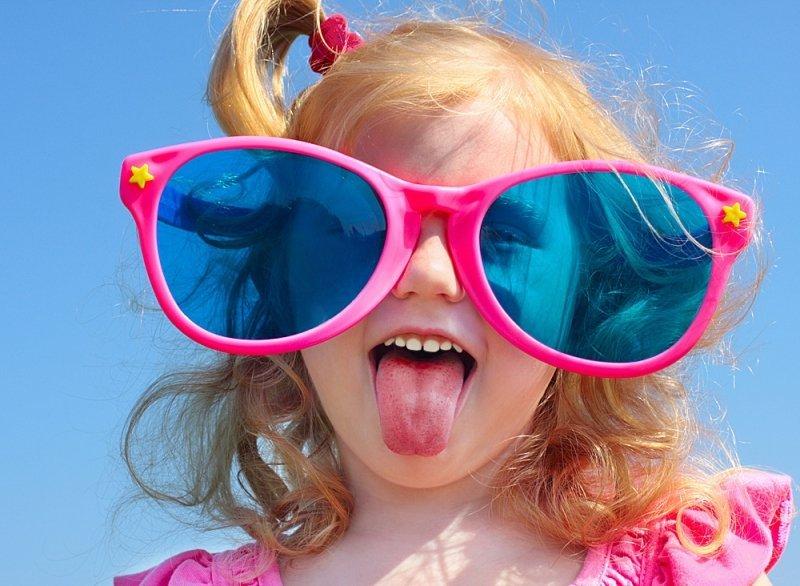 Смешные очки для девочек картинки, красивые