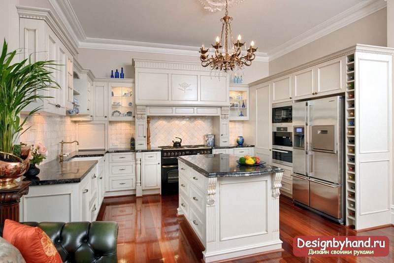 какие кухни сейчас в моде кухни классического