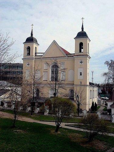 церковь святого петра и павла (белоруссия)