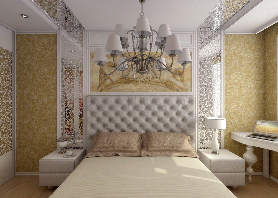 инструментов дизайн спальни для молодой пары фото успела навести