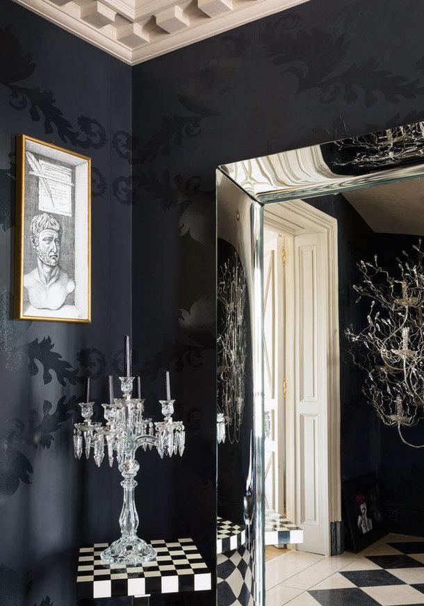 Квартира Патрисии Каас в Париже