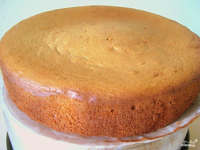 бисквит тесто рецепт с фото