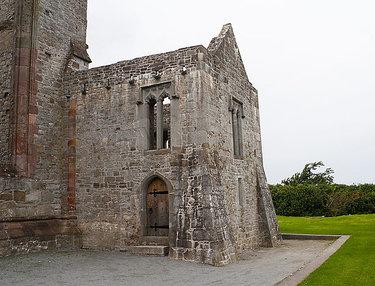 собор в клонферте ирландия 12 век