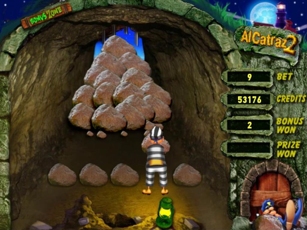 Игровой автомат алькатрас alcatraz играть онлайн бесплатно