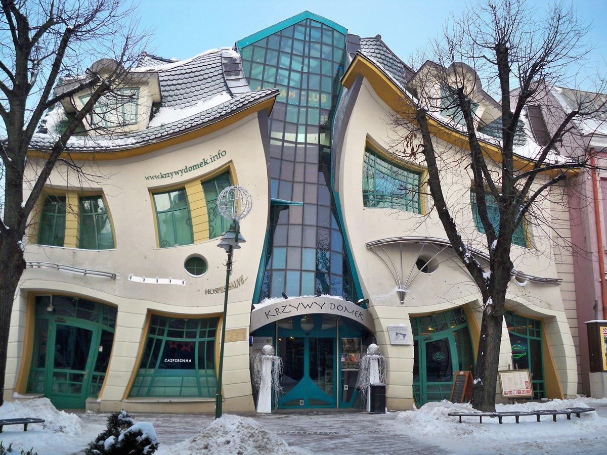 интересные дома фото в россии